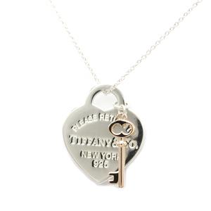 ティファニー(Tiffany) リターントゥティファニー メタル,シルバー925 レディース ペンダントネックレス