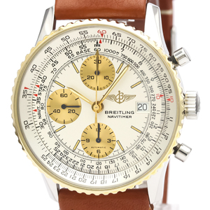Breitling Navitimer Automatic Stainless Steel,Yellow Gold (18K) Men's Sports Watch B13019