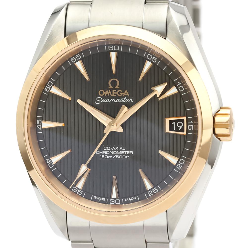 OMEGA Seamaster Aqua Terra Automatic Watch 231.20.39.21.06.003