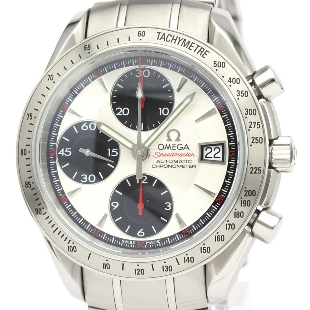 OMEGA Speedmaster Date Steel Automatic Mens Watch 3211.31