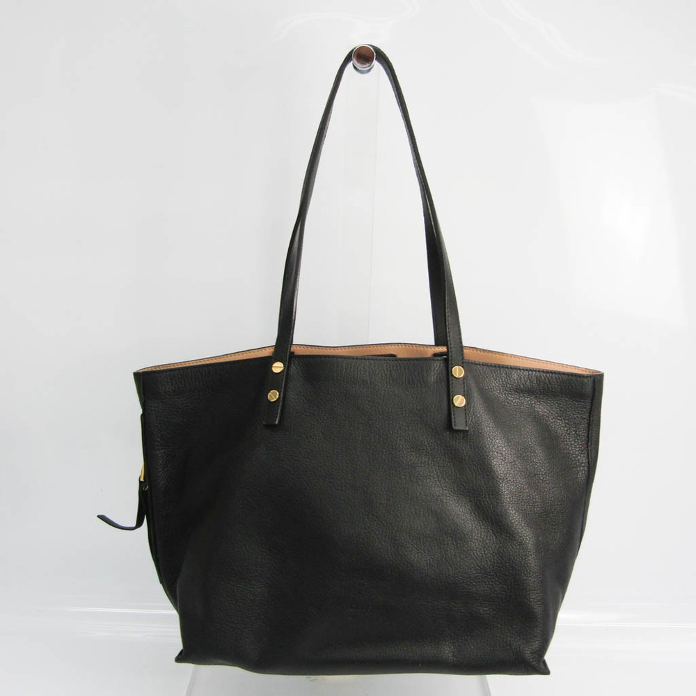 Chloé Women's Leather Tote Bag Black