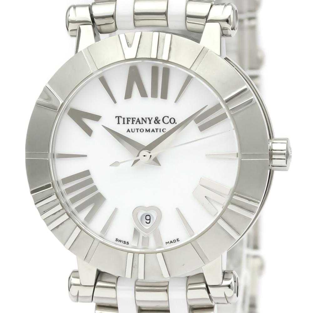 Tiffany Atlas Automatic Ceramic,Stainless Steel Women's Dress Watch Z1300.68.11A20A00A