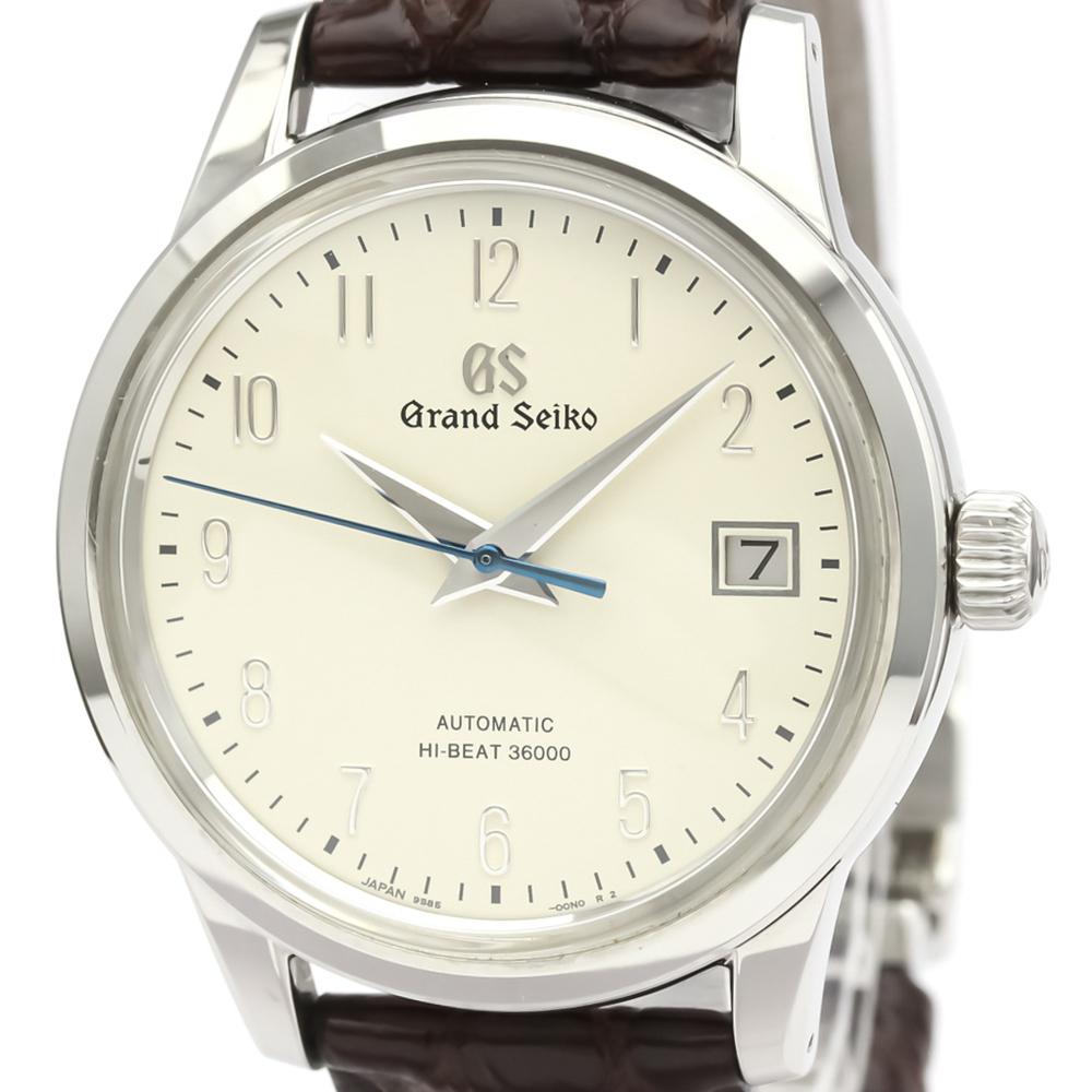 Seiko Grand Seiko Automatic Stainless Steel Men's Dress Watch SBGH213(9S85-00F0)