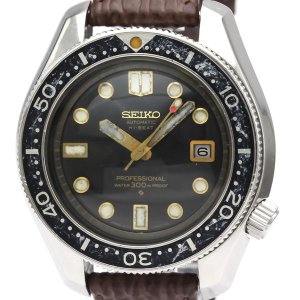 セイコー(Seiko) ダイバー 自動巻き ステンレススチール(SS) メンズ スポーツウォッチ 6159-7001