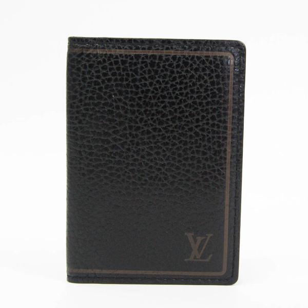 ルイ・ヴィトン(Louis Vuitton) オーガナイザー ドゥ ポッシュ M95253 レザー カードケース ノワール