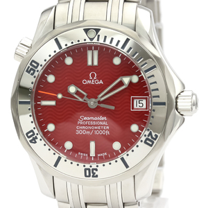 Omega Seamaster Automatic Stainless Steel Men's Sports Watch 2552.61