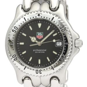 Tag Heuer Sel Quartz Stainless Steel Men's Dress Watch WG1114