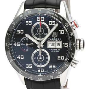 Tag Heuer Carrera Automatic Stainless Steel Men's Sports Watch CV2A1R
