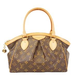 Auth Louis Vuitton Monogram Tivoli PM M40143 Women's Handbag