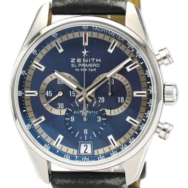 Zenith El Primero Automatic Stainless Steel Men's Sports Watch 03.2041.400