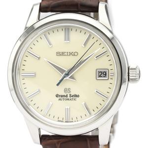 セイコー(Seiko) グランドセイコー 自動巻き ステンレススチール(SS) メンズ ドレスウォッチ SBGR061(9S65-00D0)