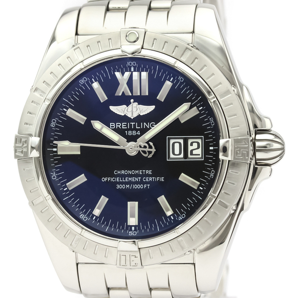 Breitling Cockpit Automatic Stainless Steel Men's Sports Watch A49350