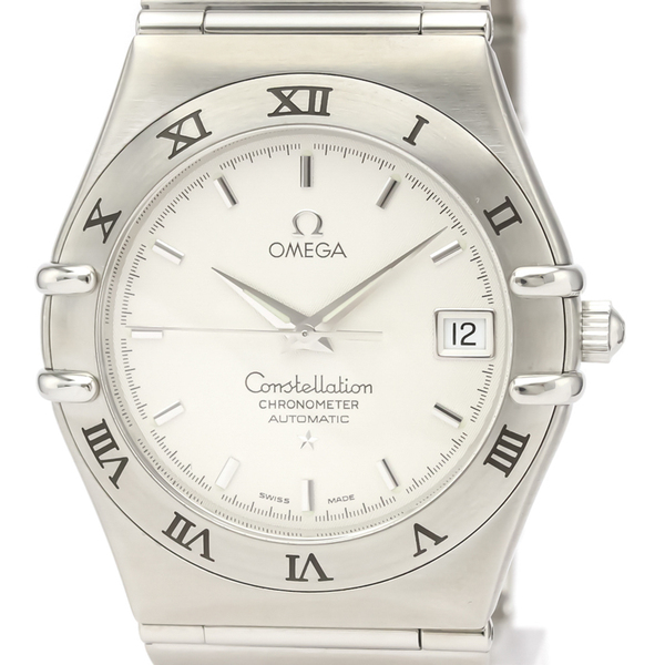 Omega Constellation Automatic Stainless Steel Men's Dress Watch 1502.30