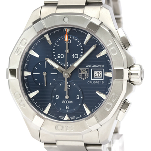 Tag Heuer Aquaracer Automatic Stainless Steel Men's Sports Watch CAY2112