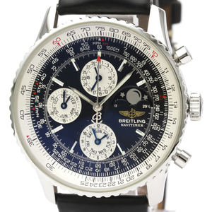 Breitling Navitimer Automatic Stainless Steel Men's Sports Watch A19322