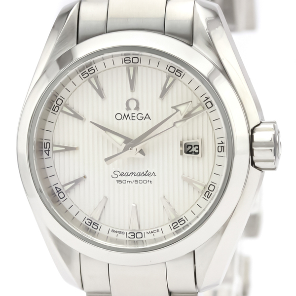 OMEGA Seamaster Aqua Terra Ladies Watch 231.10.30.60.02.001