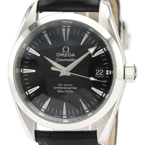 Omega Seamaster Automatic Stainless Steel Men's Sports Watch 2504.50