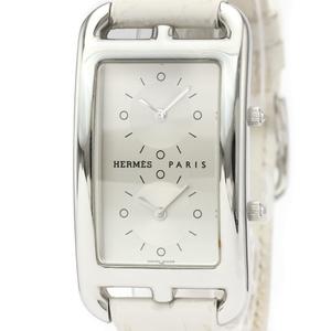 エルメス(Hermes) ケープコッド クォーツ ステンレススチール(SS) ユニセックス ドレスウォッチ CC3.510