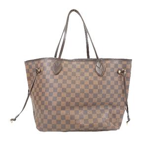 Auth Louis Vuitton Damier Neverfull MM N41358 Women's Shoulder Bag,Tote Bag Ebene