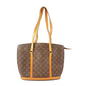 Auth Louis Vuitton Monogram Babylon M51102 Women's Tote Bag