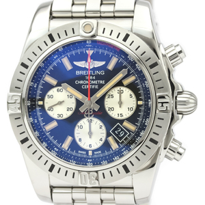 Breitling Chronomat Automatic Stainless Steel Men's Sports Watch AB0115