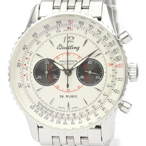 Breitling Navitimer Automatic Stainless Steel Men's Sports Watch A47330