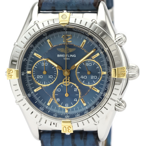 Breitling Chrono Cockpit Automatic Stainless Steel,Yellow Gold (18K) Men's Sports Watch B30011