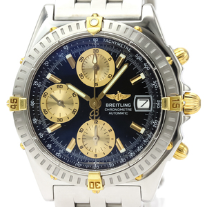 Breitling Chronomat Automatic Stainless Steel,Yellow Gold (18K) Men's Sports Watch B13352