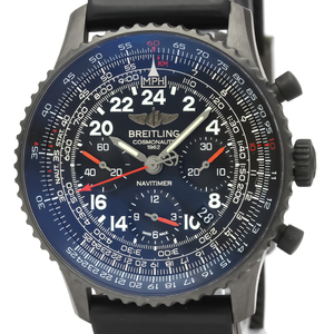 Breitling Navitimer Mechanical Stainless Steel Men's Sports Watch MB0210