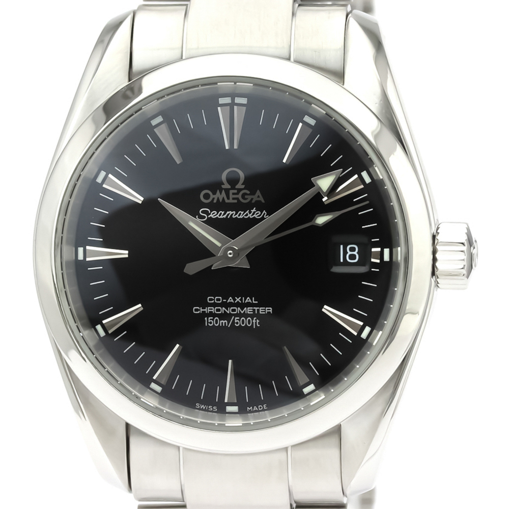 OMEGA Seamaster Aqua Terra Co-Axial Automatic Watch 2504.50