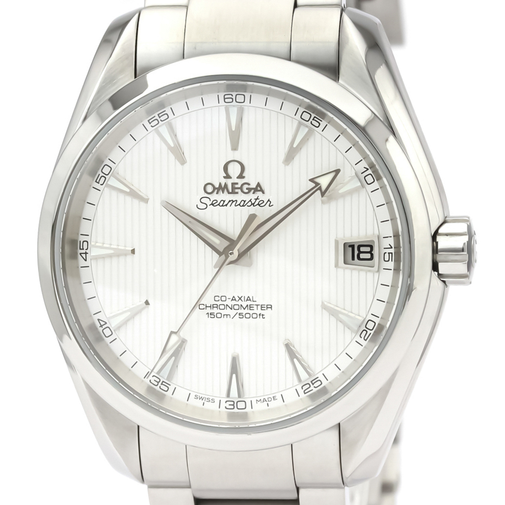 OMEGA Seamaster Aqua Terra Co-Axial Watch 231.10.39.21.02.001
