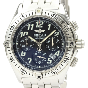 Breitling Chronoracer Quartz Stainless Steel Men's Sports Watch A69048
