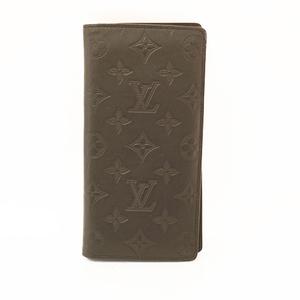 ルイヴィトン 二つ折り長財布 モノグラムシャドウ ポルトフォイユブラザ M62900 ノワール