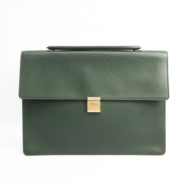 Louis Vuitton Taiga Taiga Port De Cuen Angara M30774 Men's Briefcase Episea