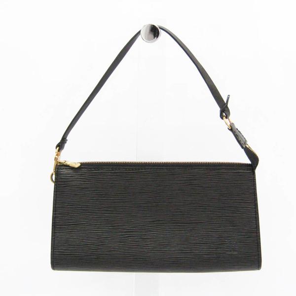 Louis Vuitton Epi Pochette Accessoires 24 M52942 Handbag Noir