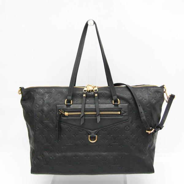 Louis Vuitton Monogram Empreinte Luminous GM M93420 Women's Shoulder Bag,Tote Bag Infini