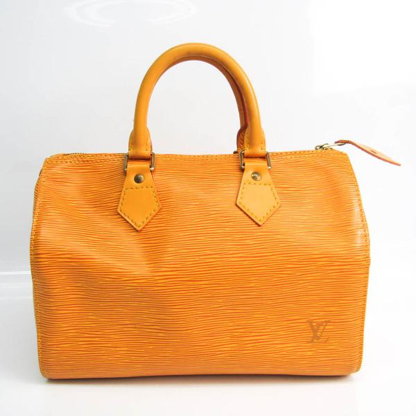 Louis Vuitton Epi Speedy 25 M43019 Handbag Jaune