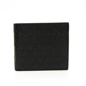 サン・ローラン(Saint Laurent) 647152 メンズ レザー 財布(二つ折り) ブラック