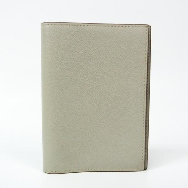 Hermes Agenda Pocket Size Planner Cover Light Gray GM