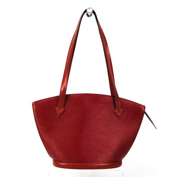 Louis Vuitton Epi Saint-Jacques Long Shoulder M52333 Shoulder Bag Kenyan Brown