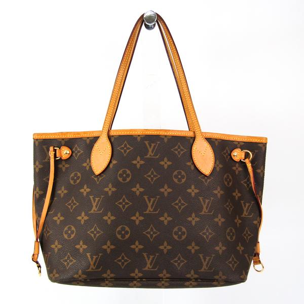 Louis Vuitton Monogram Neverfull PM M40155 Women's Tote Bag Monogram