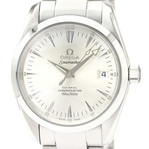 Omega Seamaster Automatic Stainless Steel Men's Sports Watch 2504.30