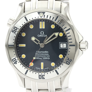 OMEGA Seamaster Professional 300M Mid Size Watch 2552.80