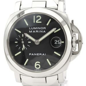 Officine Panerai Luminor Automatic Stainless Steel Men's Sports Watch PAM00050