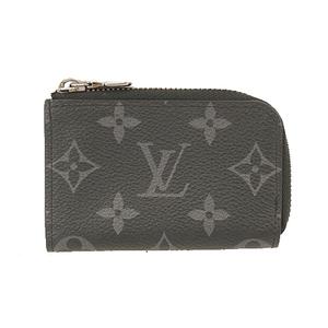 Auth Louis Vuitton Monogram Porto Monezur M63536 Men's  Coin Purse/coin Case