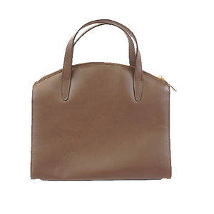 Auth Gucci Handbag 000 1998 0568 Women's Leather Handbag Brown