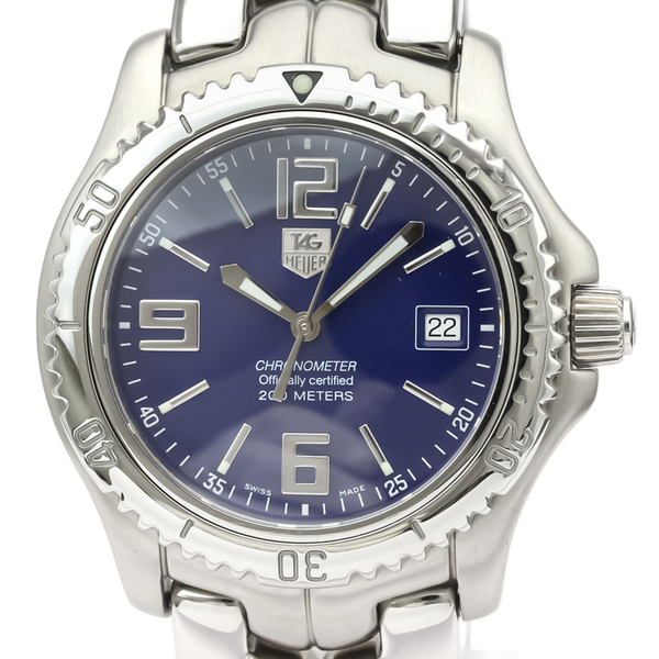 Tag Heuer Link Automatic Stainless Steel Men's Sports Watch WT5112