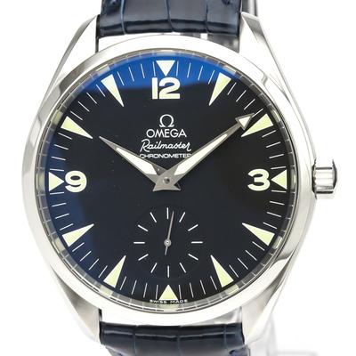 Omega Seamaster Mechanical Stainless Steel Men's Dress Watch 2806.52.37