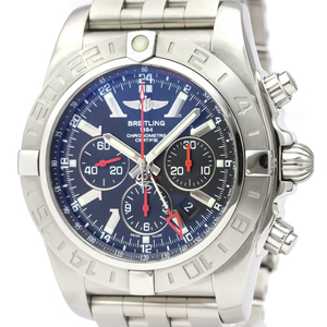 Breitling Chronomat Automatic Stainless Steel Men's Sports Watch AB0412