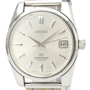 セイコー(Seiko) グランドセイコー 手巻き ステンレススチール(SS) メンズ ドレスウォッチ 5722-9991
